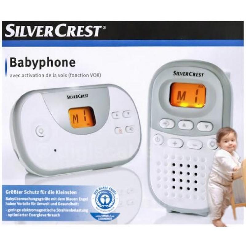 Silver Crest - BabyPhone Bebek Telsizi