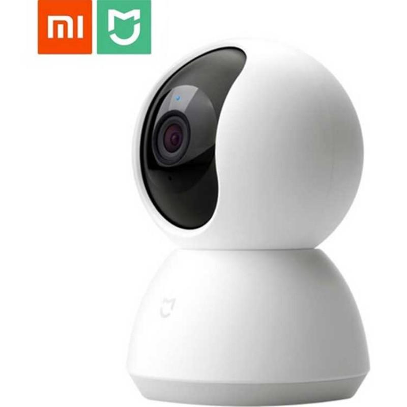 Xiaomi Mijia Smart Home 1080p Kızılötesi Gece Görüşlü 360 Derece Dönebilen IP Kamera