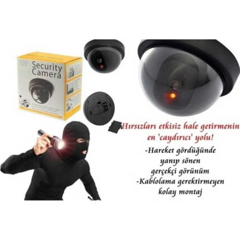 Tbg Caydırıcı Dome Güvenlik Kamerası