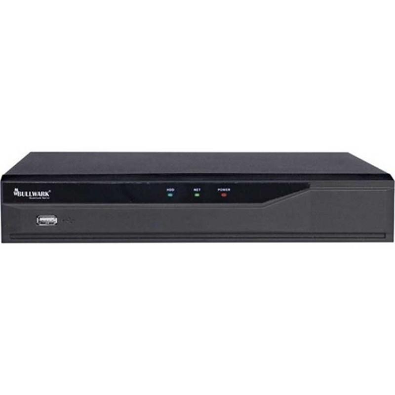 Bullwark Blw H5108 D1 4M-N H.265 1 Disk 5in1 Akıllı Hibrit Kayıt Cihazı