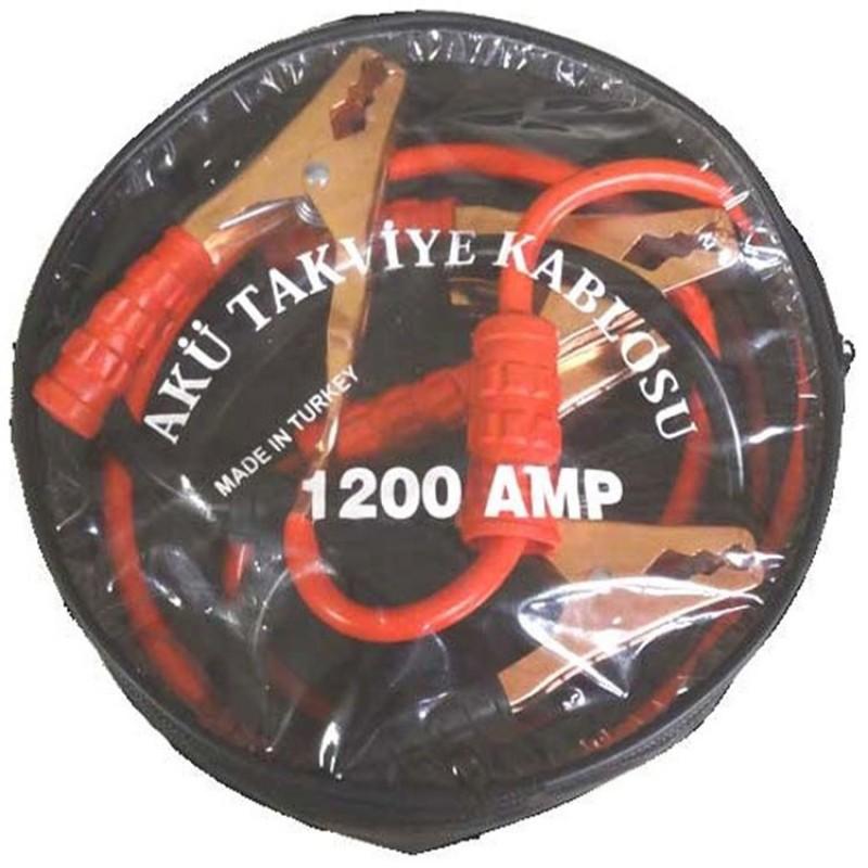 Akü Takviye Kablosu 1200 Amper