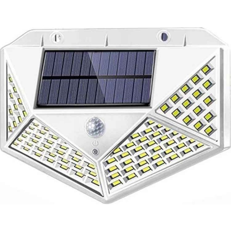 Mbw 100 Ledli Güneş Enerjili Aydınlatıcı