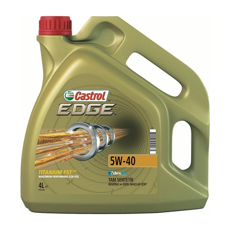 Castrol Edge 5W40 4 Litre