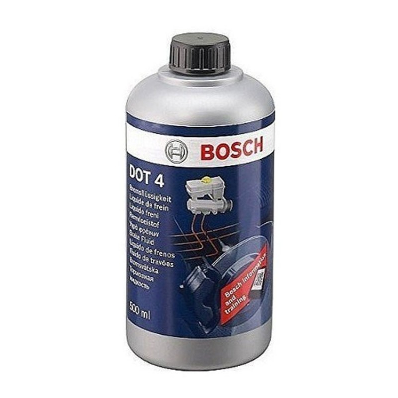 Bosch Dot 4 Fren Hidroliği 500Ml