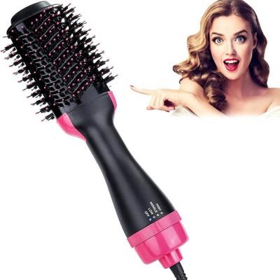 Maxi Life Sıcak Hava Buharlı Saç Şekillendirici Fırça