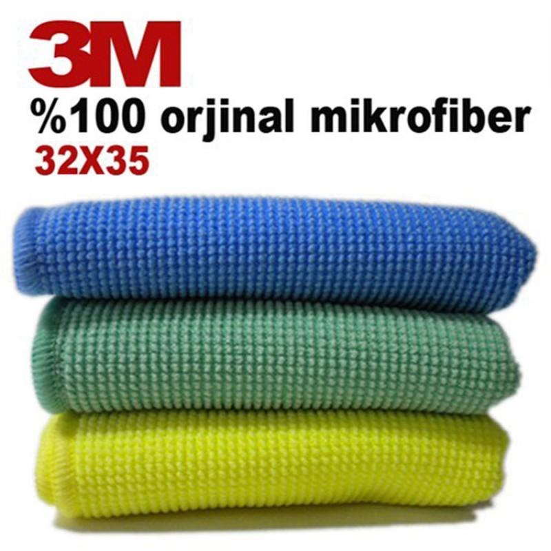 3M 3'Lü Paket MicroFiber Bez