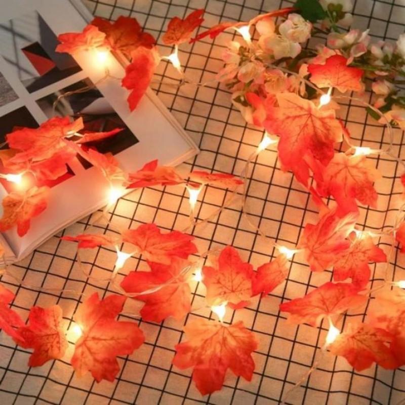 Yaprak Görünümlü Şerit Led Işık