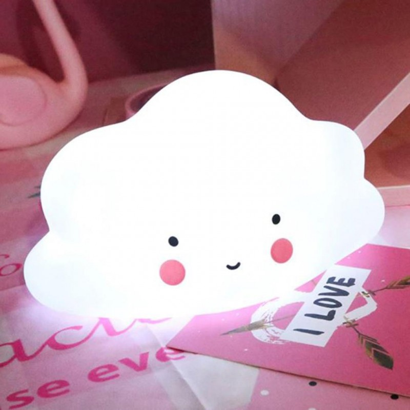 Sevimli Bulut Led Lamba