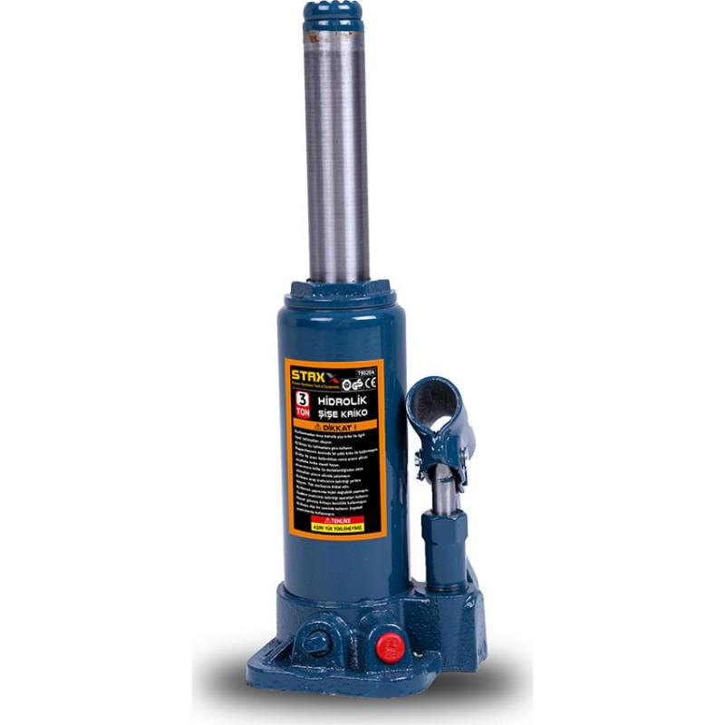 Staxx Power Pro 3 Ton Kapasiteli Araba Krikosu
