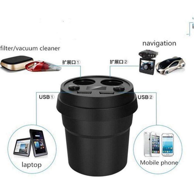 Sge Araç İçi Çakmaklık ve USB Çoğaltıcı