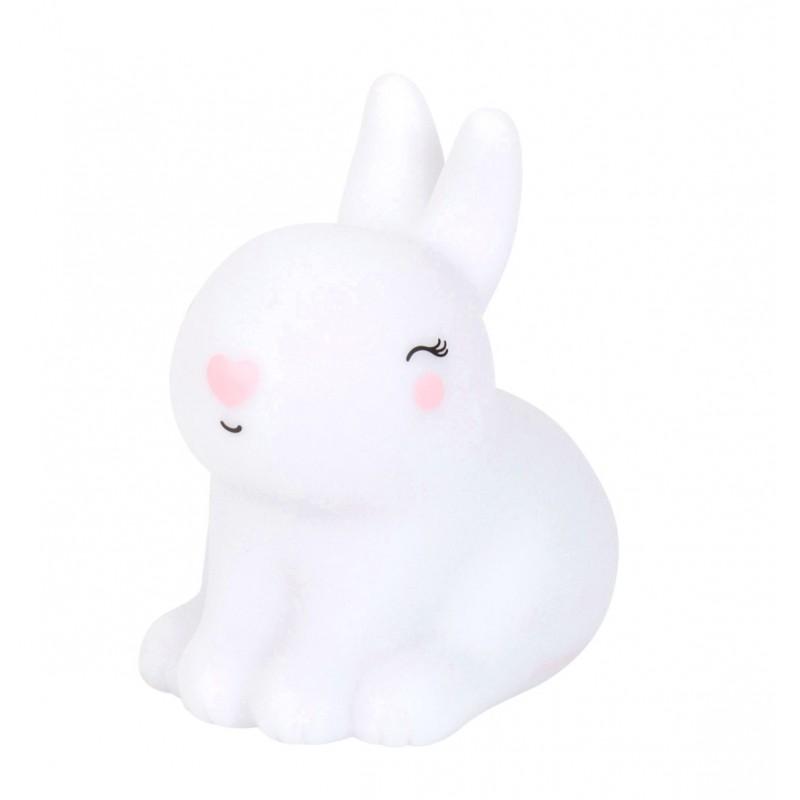 Mini Tavşan Led Gece Lambası