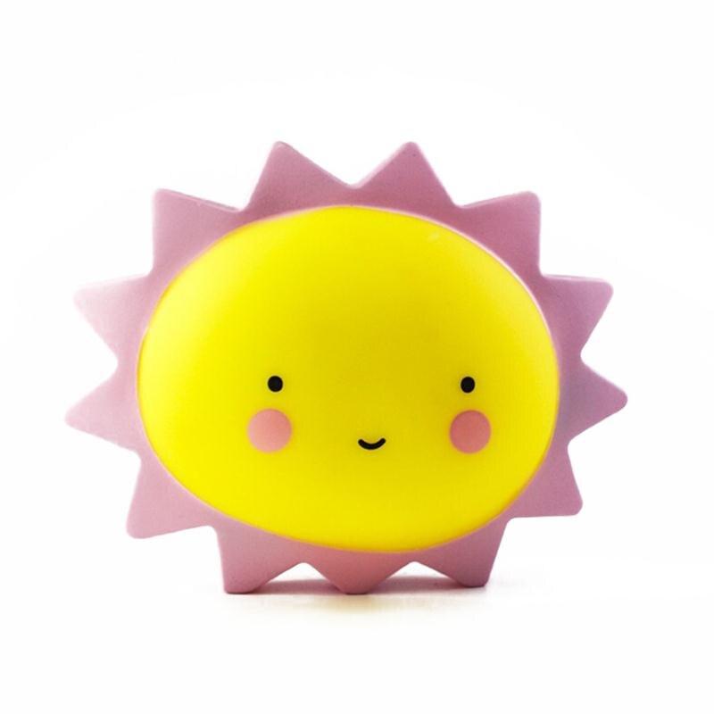 Mini Güneş Gece Lambası