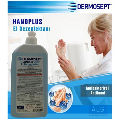 Dermosept Antibakteriyel El Dezenfektanı 1 Litre