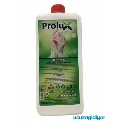 ProluX Alkol Bazlı El Dezenfektanı Hijyen Ürünü 1 Litre