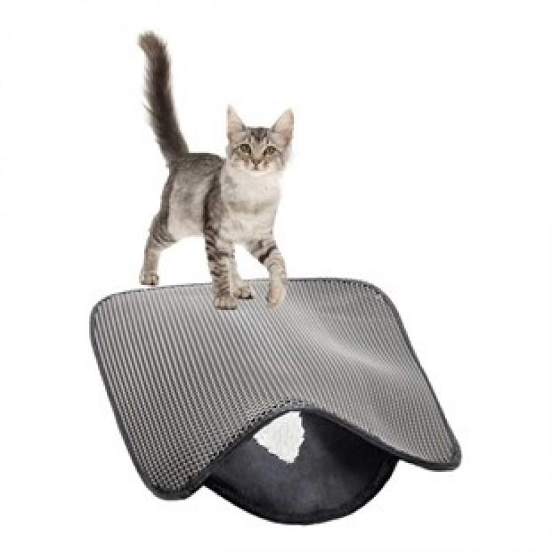 Kedi Tuvalet Önü Kum Toplayıcı Paspas