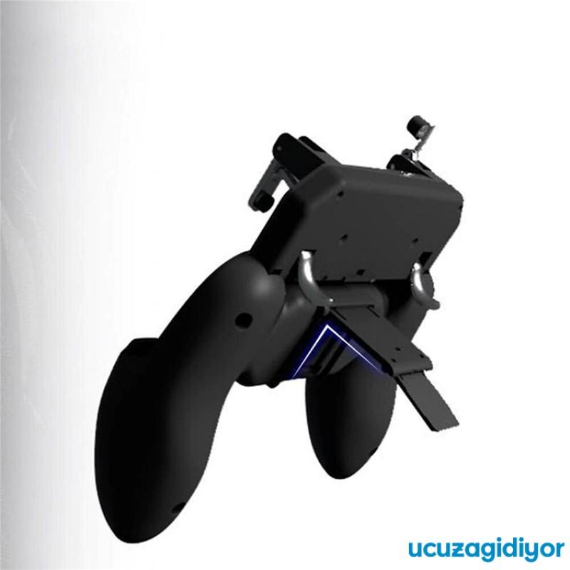 Pubg W11+ Mekanik Mobile Game Controller