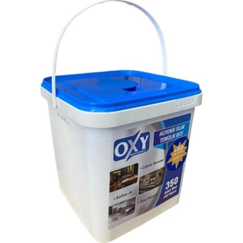 Oxy Hijyenik Islak Temizlik Bezi 400 Adet