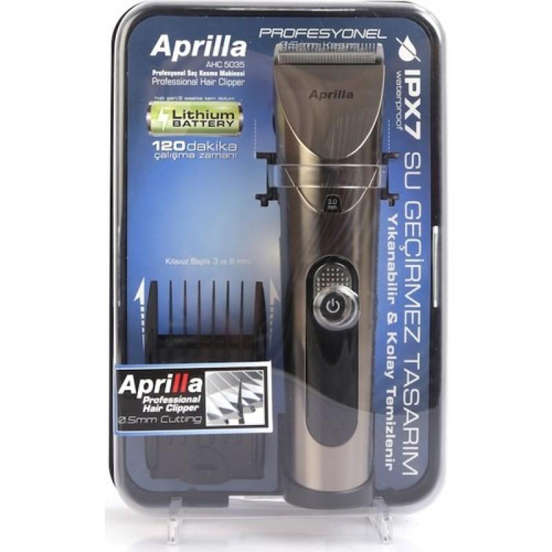 Aprilla AHC 5035 Şarjlı Saç Kesme Makinesi