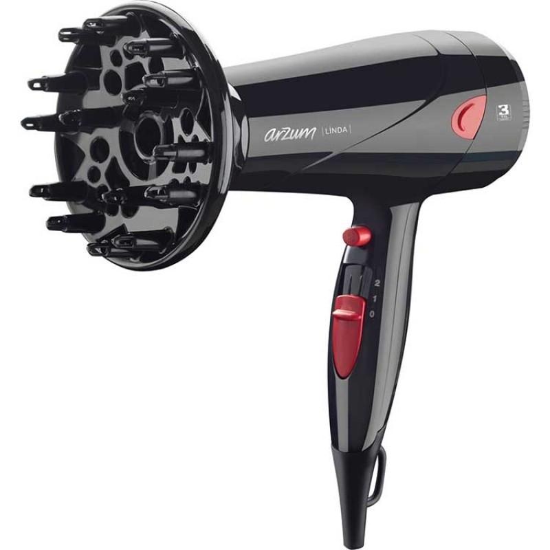 Arzum AR569 Linda 2000 W Saç Kurutma ve Şekillendirme Makinesi