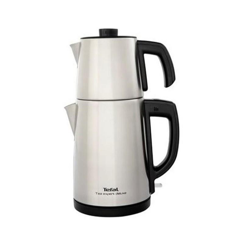 Tefal BJ5098TR Tea Expert Deluxe 1650 Watt Paslanmaz Çelik Çay Makinesi