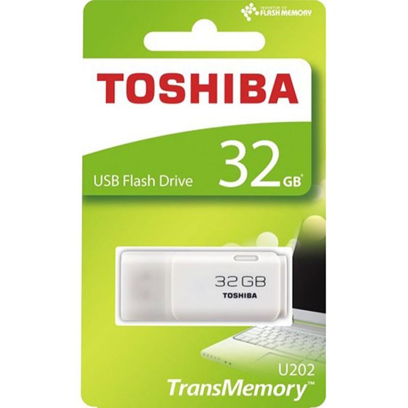 Toshiba Hayabusa 32GB Beyaz Usb Bellek
