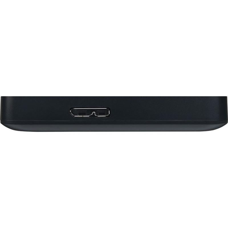 """Toshiba Canvio Basic 1TB 2.5"""" Siyah Taşınabilir Disk HDTB410EK3AA"""