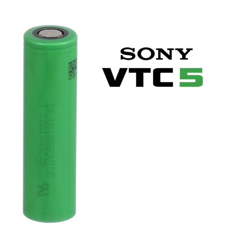 Sony VTC5 18650 2600 mAh Li-On Pil Batarya