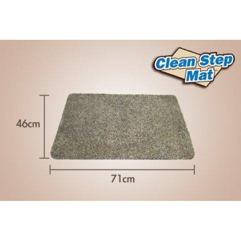 Clean Step Mat Yıkanabilir Paspas