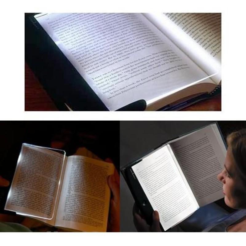 Kitap Arası Okuma Işığı Led Panel
