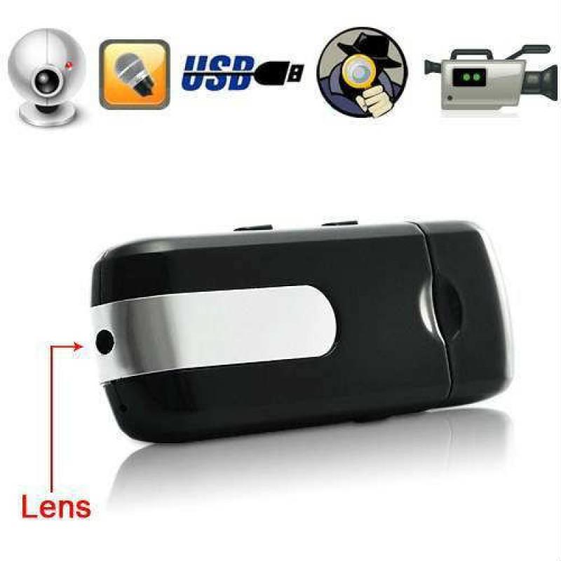 Flash Bellek Görünümlü Gizli Kamera