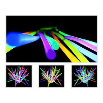 Glow Stick 20cm Fosforlu Kırılan Çubuk (100 Adet)