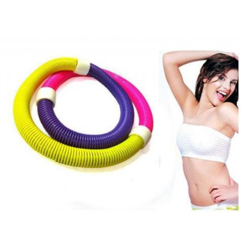 Yaylı Egzersiz Aleti Hula Hoop