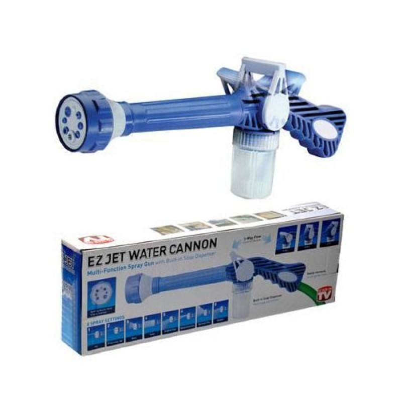 EZ Jet Water Basınçlı ve Köpüklü Yıkama Sistemi