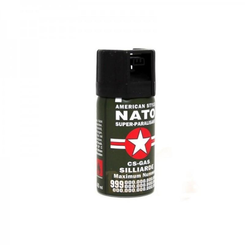 Biber Gazı Nato