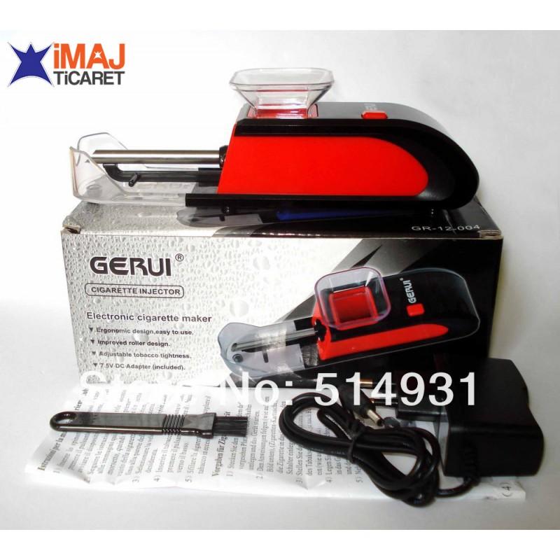 Elektrikli Sigara Sarma Makinası GERUI GR-12-004