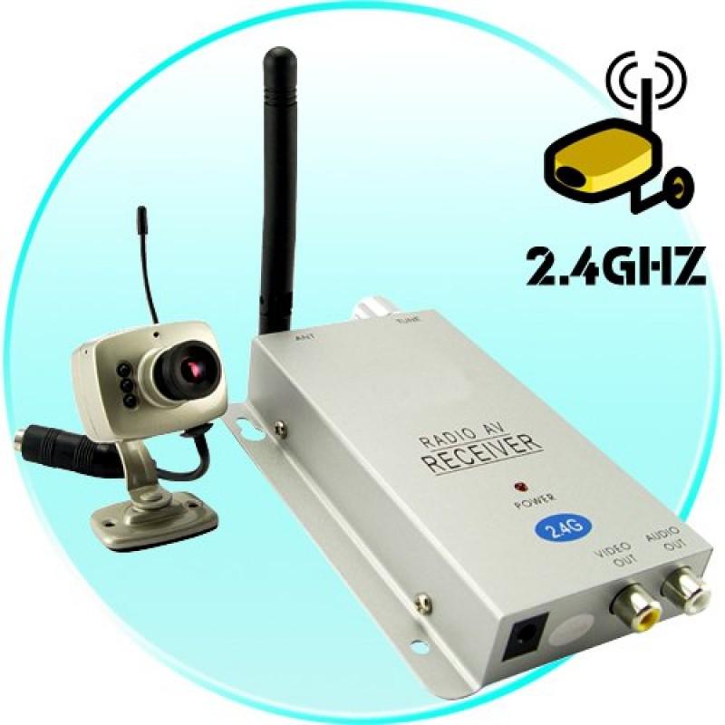 Kablosuz Mini Gizli Kamera