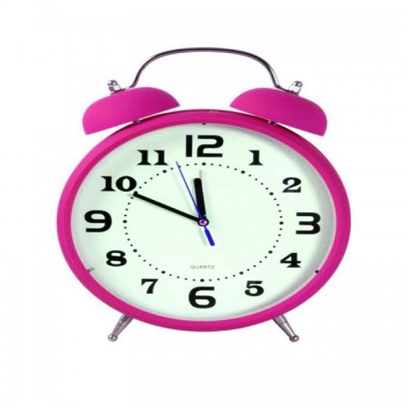 Nostaljik Görünümlü Alarmlı Çalar Saat