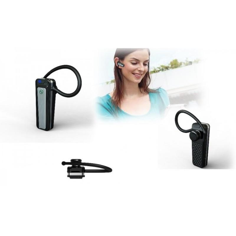 Bluetooth Kulaklık Gizli Kamera