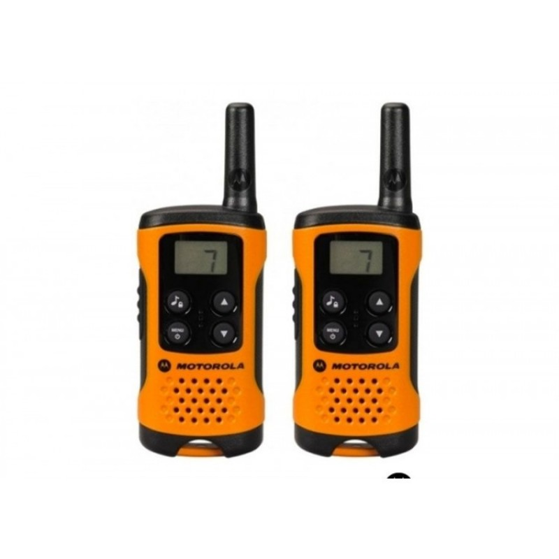 Motorola El Telsizi TLKR-T41 İkili Set 4 Km Menzilli