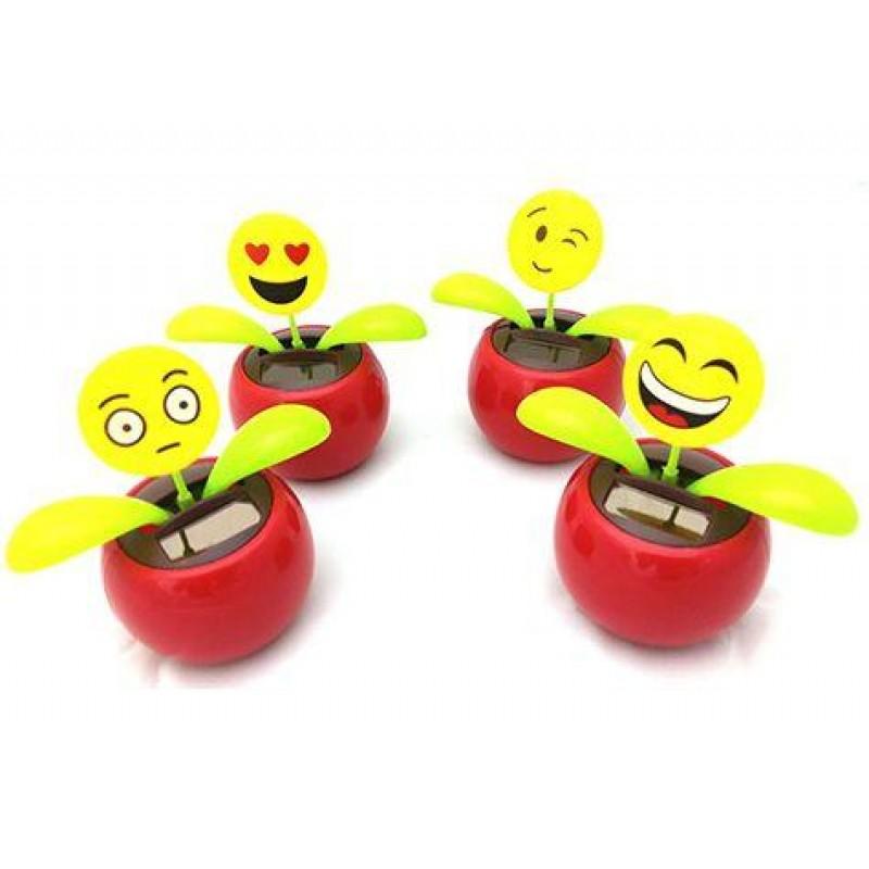 Güneş Enerjili Dans Eden Emojiler
