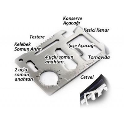 Acil Durum Kiti Survival Kit