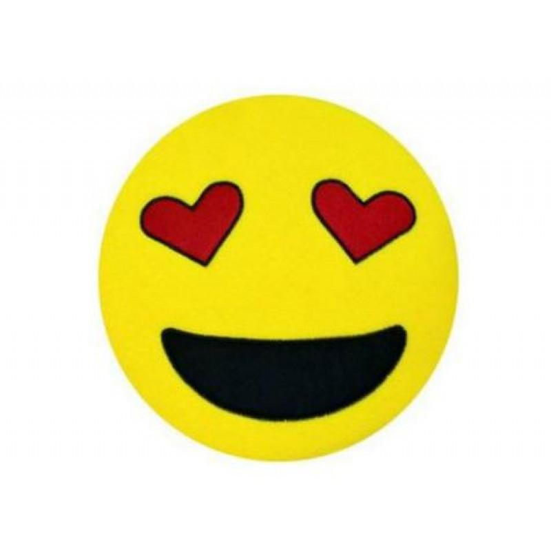 Emoji Yastık Aşık
