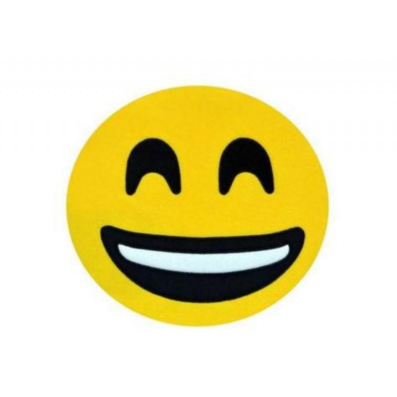 Emoji Yastık Kahkaha Atan