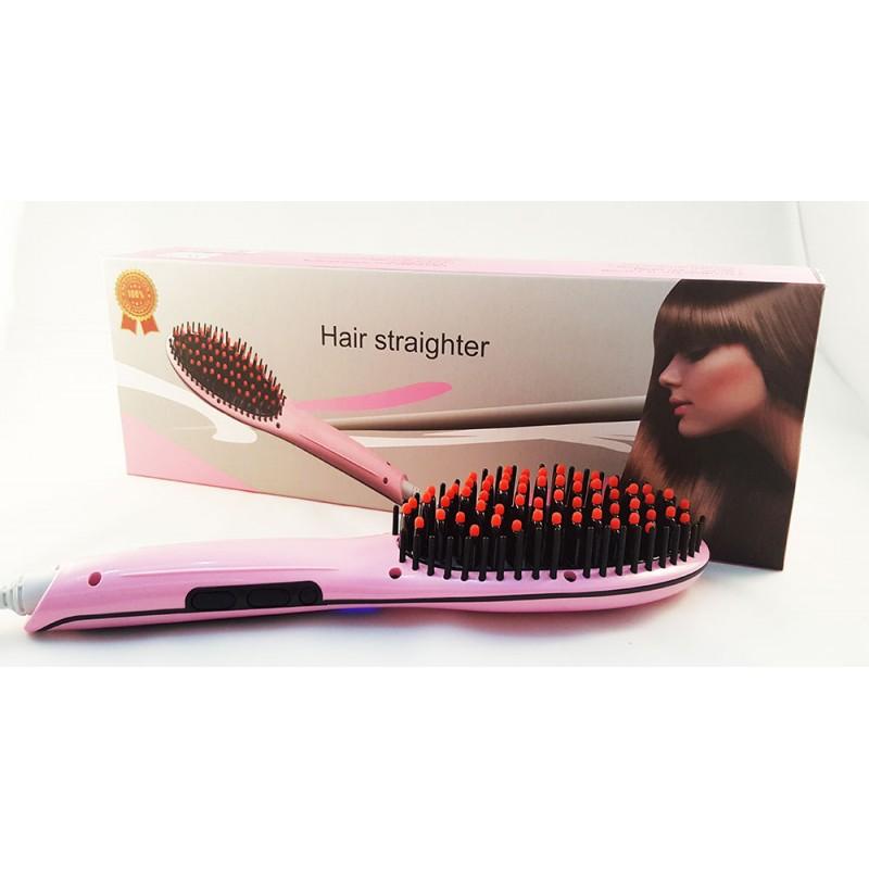 Saç Düzleştirici Tarak Fast Hair